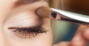 how to apply eye shadow by eye shape