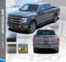 Ford F150 Hood Decal F 150 2015 2016 2017 2018 8yr Vinyl New