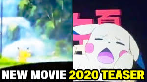 NEW POKEMON 2020 MOVIE Teaser Trailer Coming in Month of December ...