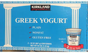 greek yogurt plain nonfat gluten free