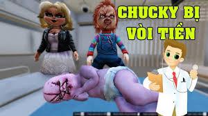 Game GTA 5 on Mobile - GTA 5 - Con búp bê ma Chucky đi bệnh viện ...