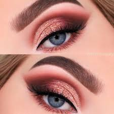 prom makeup diffe shades of