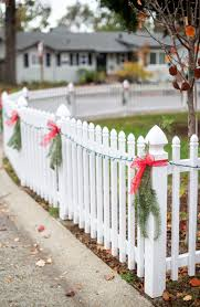 Domestic Fashionista Our Christmas Decorated Front Porch Outdoor Christmas Decorations Yard Outdoor Christmas Lights Outdoor Christmas