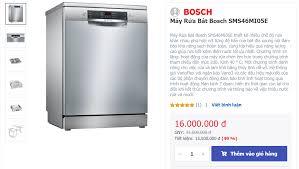 Review máy rửa bát từ chị em nội trợ cực chuẩn