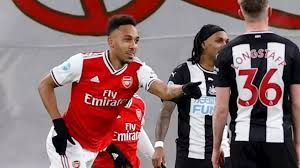 Image result for Arsenal 4 Newcastle 0