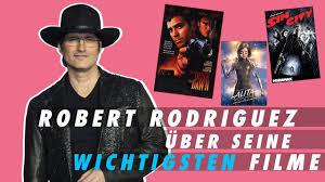 """Zum Start von """"Alita: Battle Angel"""": Robert Rodriguez spricht über seine  herausragendsten Filme · KINO.de"""
