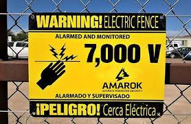 Electric Fence Installation Repair Services Amarok