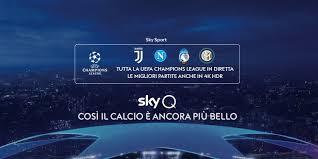 Champions ed Europa League, solo su Sky tutte le 36 partite della ...