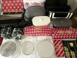 mac makeup cosmetics brush pouch case