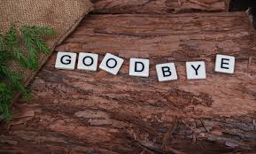 goodbye sms messages wishes quotes images list bark