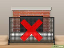3 ways to baby proof a fireplace wikihow