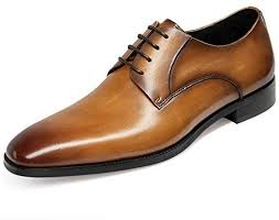 mens leather oxford dress shoes formal