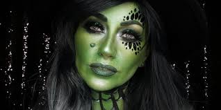 best witch halloween makeup tutorial