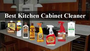 top 10 best kitchen cabinet cleaner