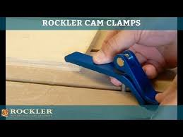 Rockler Drawer Front Installation Clamps Youtube