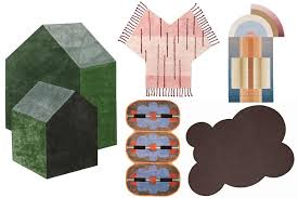 rugs in unconventional shapes