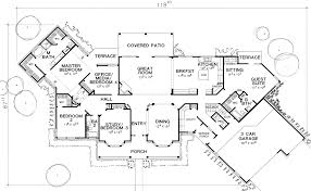 law suite in our best house plans