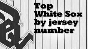 Best Of The White Sox By Uniform Number Los Angeles Times