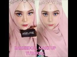 barbie doll make up tutorial you