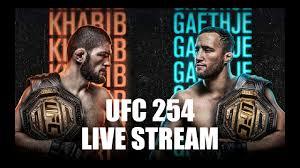 UFC 254 Live Stream Free Reddit ...