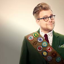 Host and investigative comedian Adam Conover reveals the hidden truths  behind everything you know and love   What is life about, Death, Ruins