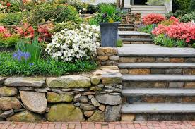 retaining walls in the landscape