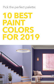 10 best paint colors for 2019