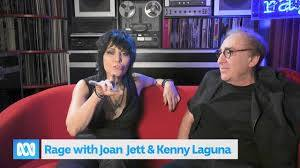 rage - Joan Jett and Kenny Laguna guest ...