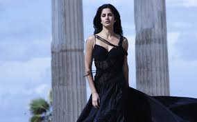 katrina kaif black dress wallpaper