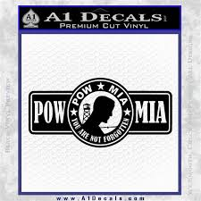 Pow Mia Db Decal Sticker A1 Decals