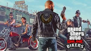 bikers gta 5 update dlc
