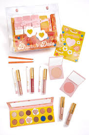 zoella x colourpop collection or
