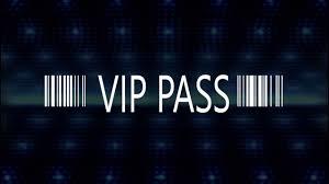 Vip Pass Tarjeta De Invitacion Con Codigo De Barras Youtube