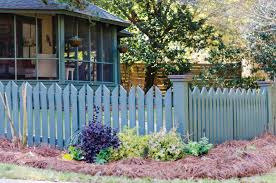Perfecting The Picket Fence