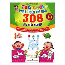 Combo Sách Trò Chơi Phát Triển Trí Não Cho Bé Từ 2 - 6 Tuổi (Tặng ...