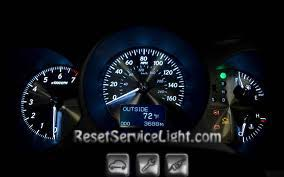 reset oil service light lexus gs 350