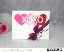 Inspire and Explore with Penny Ward | Penny black, Happy hearts day, Penny