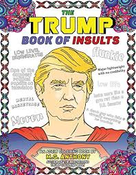 Amazon.com: The Trump Book of Insults: An Adult Coloring Book ...
