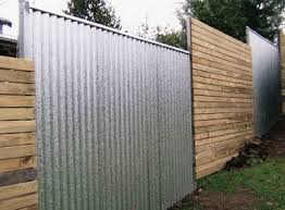Begonia City Fencing And Eureka Fencing Outdoor Concepts Ballarat Victoria Timber Fencing Steel Priv Corrugated Metal Fence Fence Design Backyard Fences