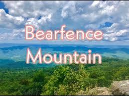 Bearfence Mountain Hiking The Appalachian Trail Shenandoah National Park Virginia Youtube