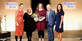 Jennie Johnson MBE annouced as 2019 Business Woman of the Year ...