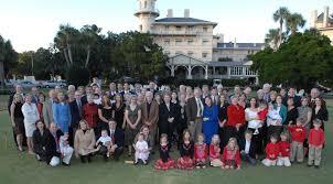 The Vinson Family Reunion