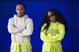 Tommy Hilfiger and Lewis Hamilton Launch Surprise Collection With H.E.R.