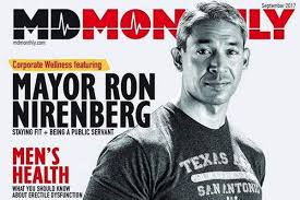 Mayor Nirenberg is a 'Zaddy' According to Instagram - Out in SA