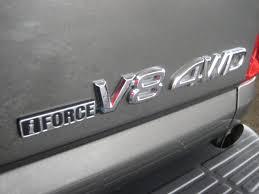 2004 toyota tundra iforce v8 awd front