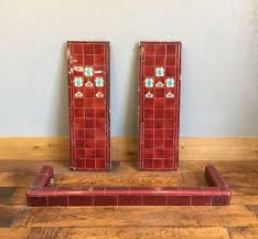 fireplace tiles authentic reclamation
