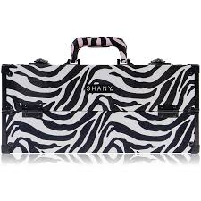 shany modern pro cosmetics train case