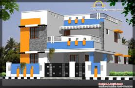 elevations of residential buildings in