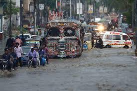 Monsoon floods kill at least 50 across Pakistan   Daily Sabah