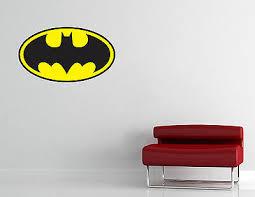 Batman Wall Decal Vinyl Sticker Decor Extra Large Ebay